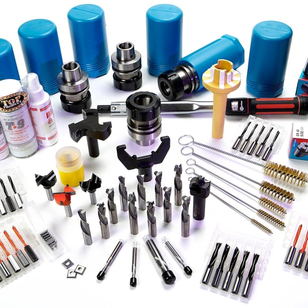 Vortex Tool Company CNC start_up kit