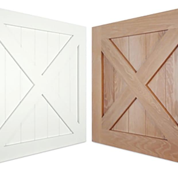 WalzCraft---NPR-72---X-Pattern-Cabinet-Doors