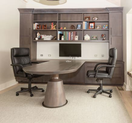 contemporary-office--tcs-woodworking-baltimore