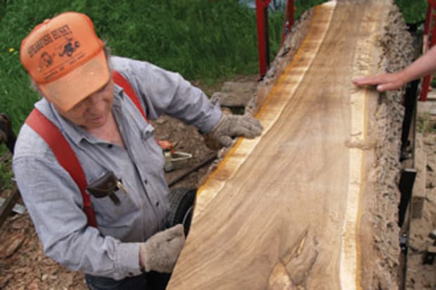 Can it pay to mill your own lumber? - Woodshop News