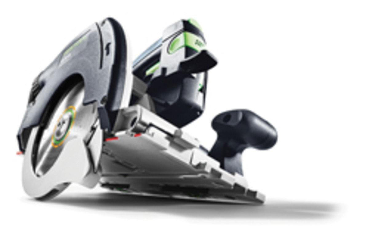 Festool's carpentry saws.