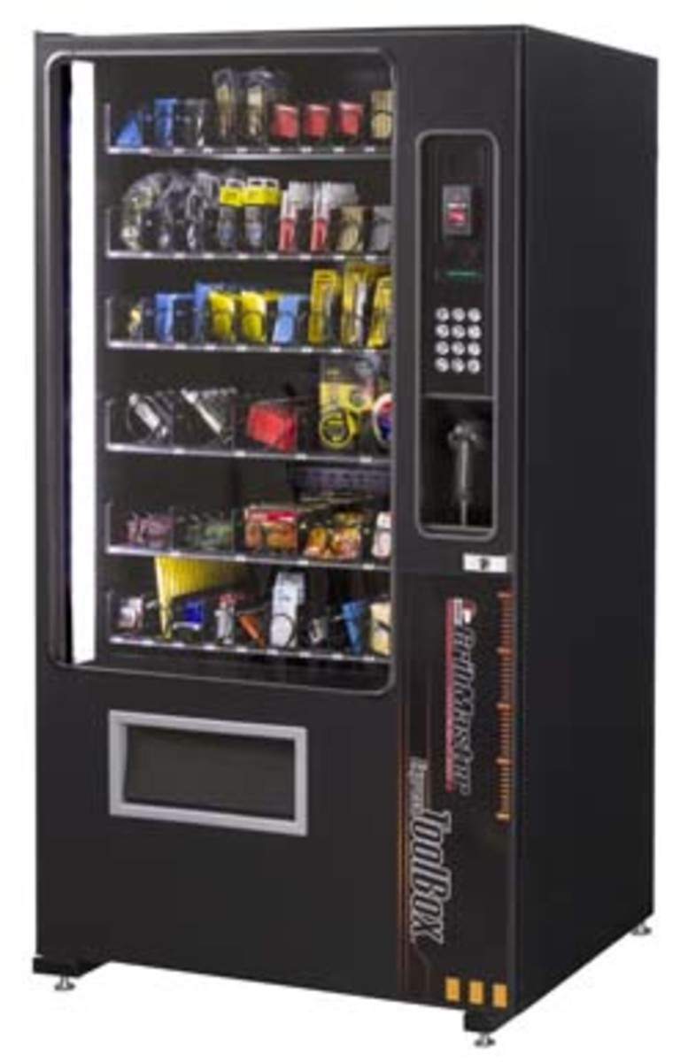 Cribmaster Expands Line Of Industrial Vending Solutions