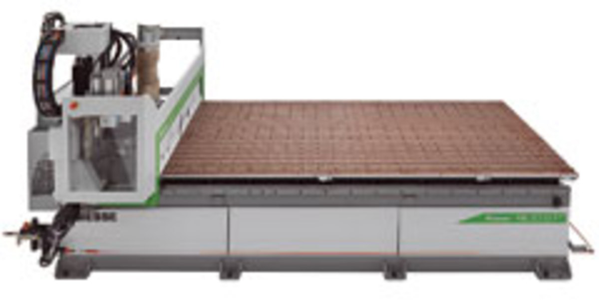 The Klever 1224G CNC, available from Biesse America.