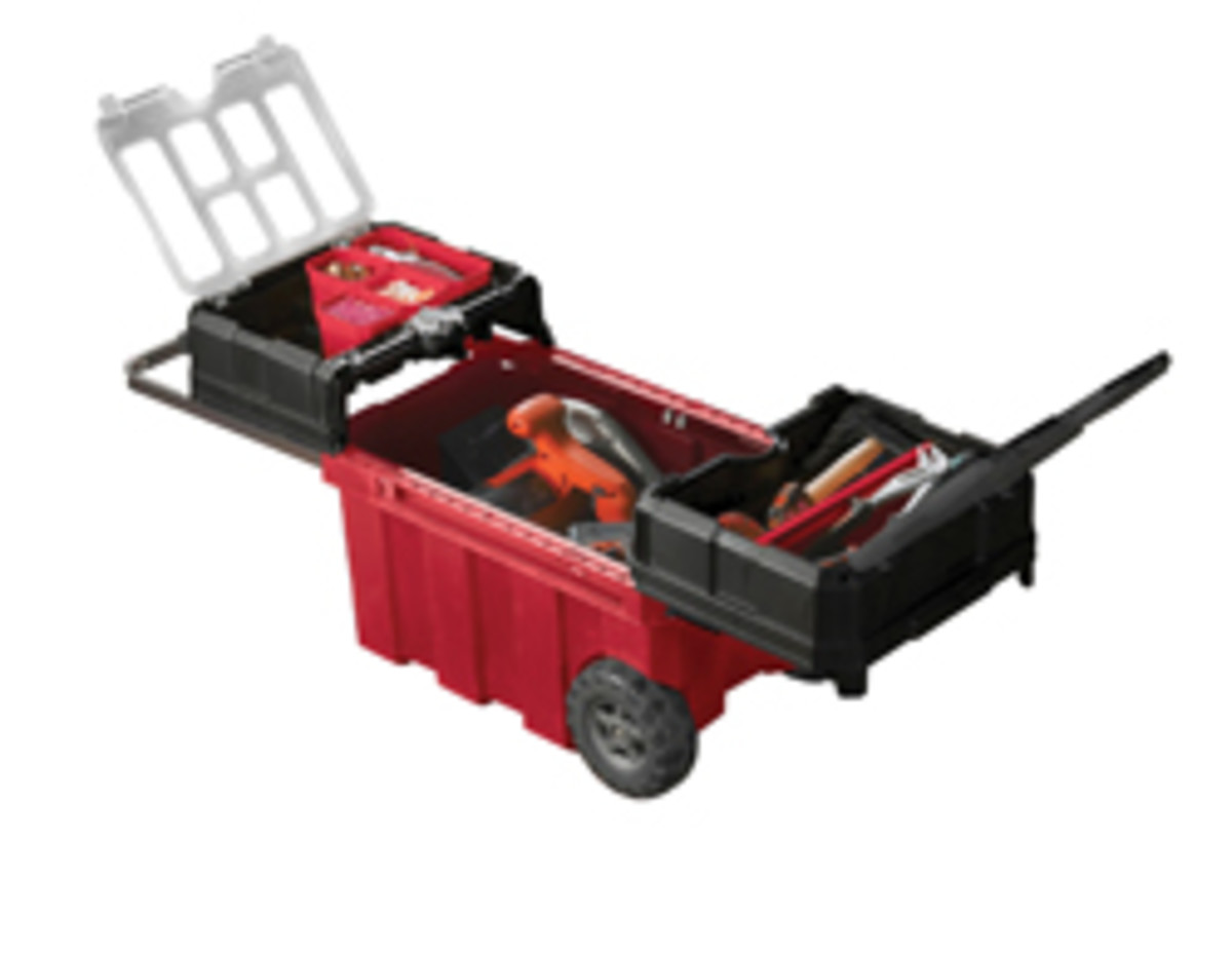 The Craftsman mobile tool chest, model 7191709.