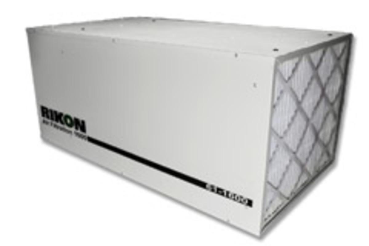 Rikon's model 61-1600 air filtration unti.