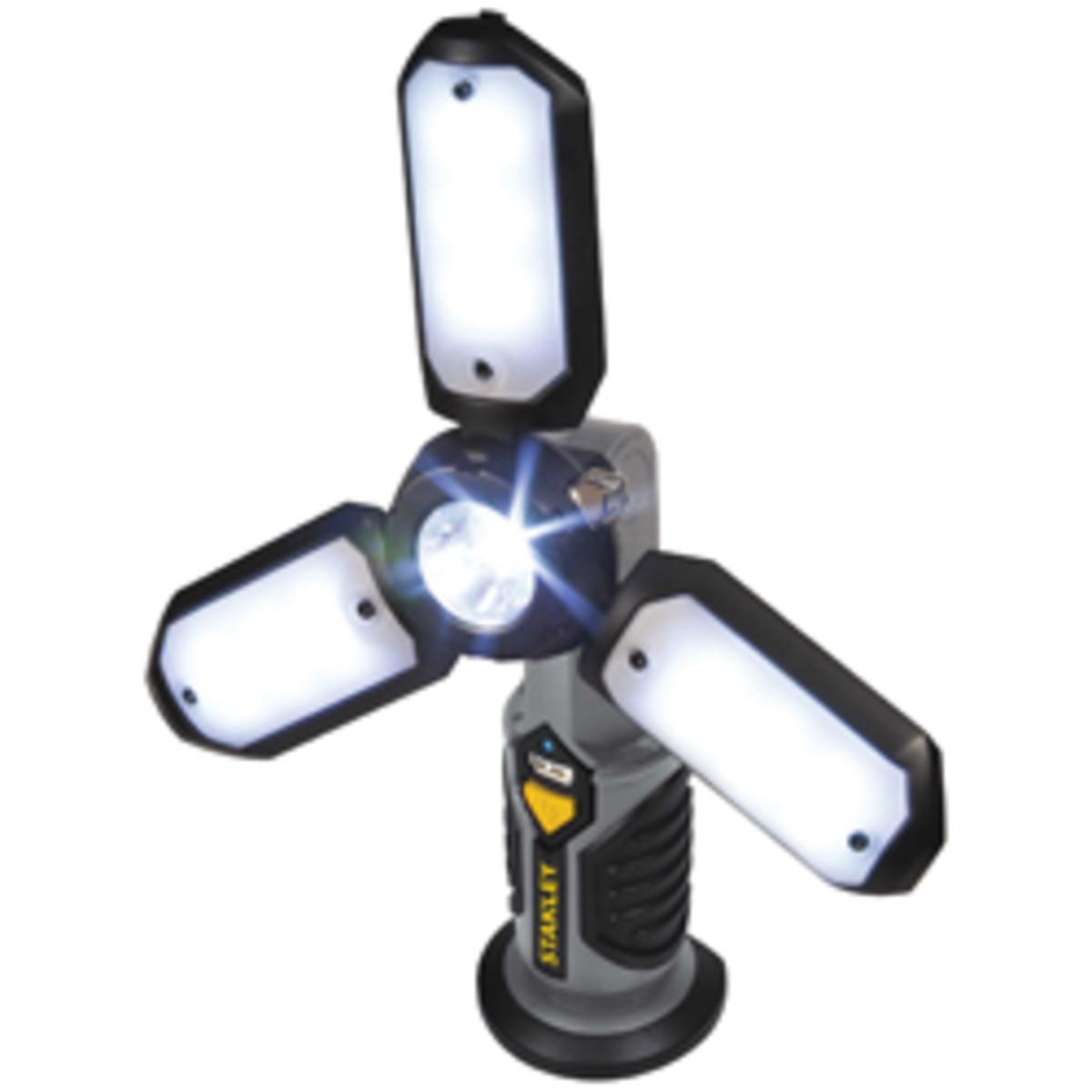Stanley's Satellite worklight.
