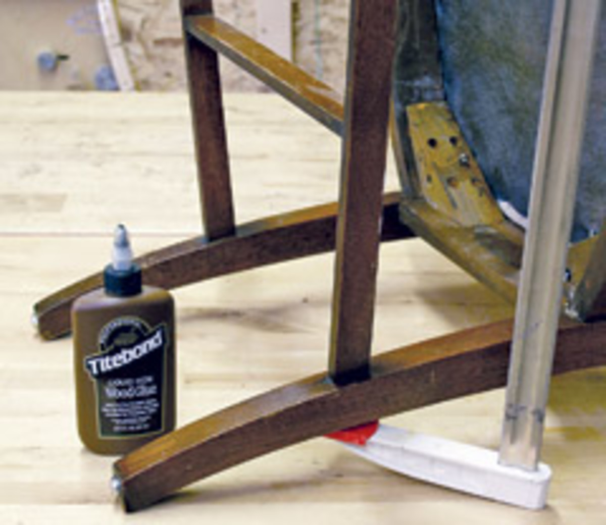 Several companies now make ready-to-use hide glues that no longer require boiling steer hide in a glue pot.