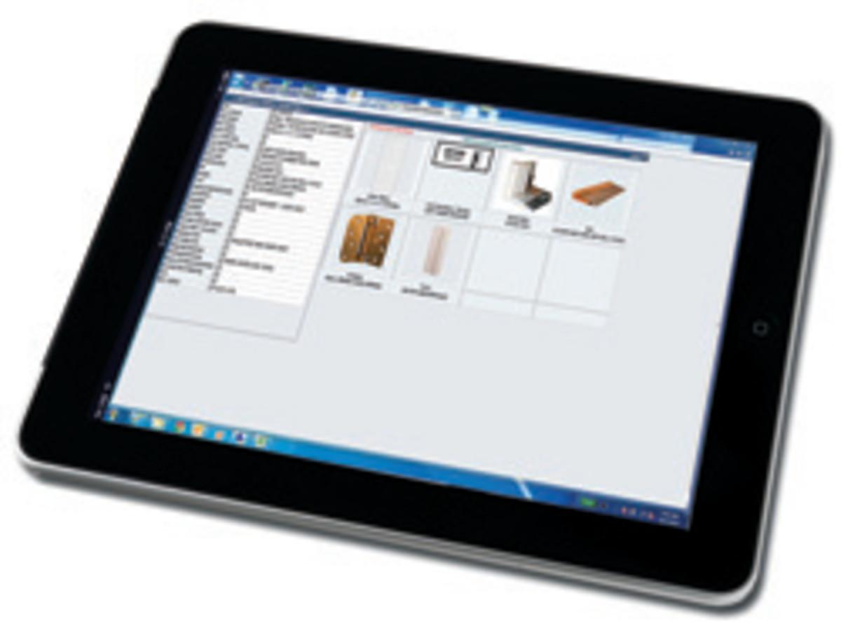 The Ponderosa Sales Portal.