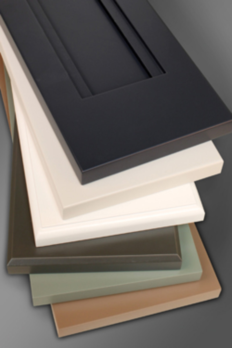 Elias Woodwork & Manufacturing has recently added several new solid colors to its lacquer options.