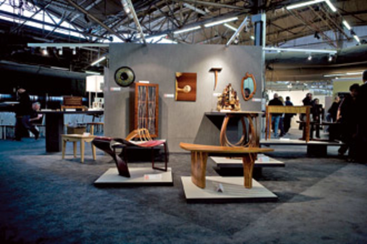 Furniture Society members will have the opportunity to show their work at the group's annual conference in Las Vegas.