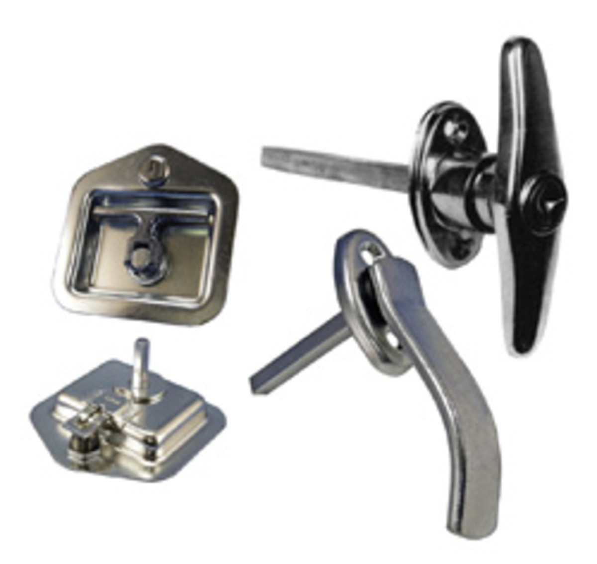 Austin Hardware and Supply offers a selection of recessed L and T handles.