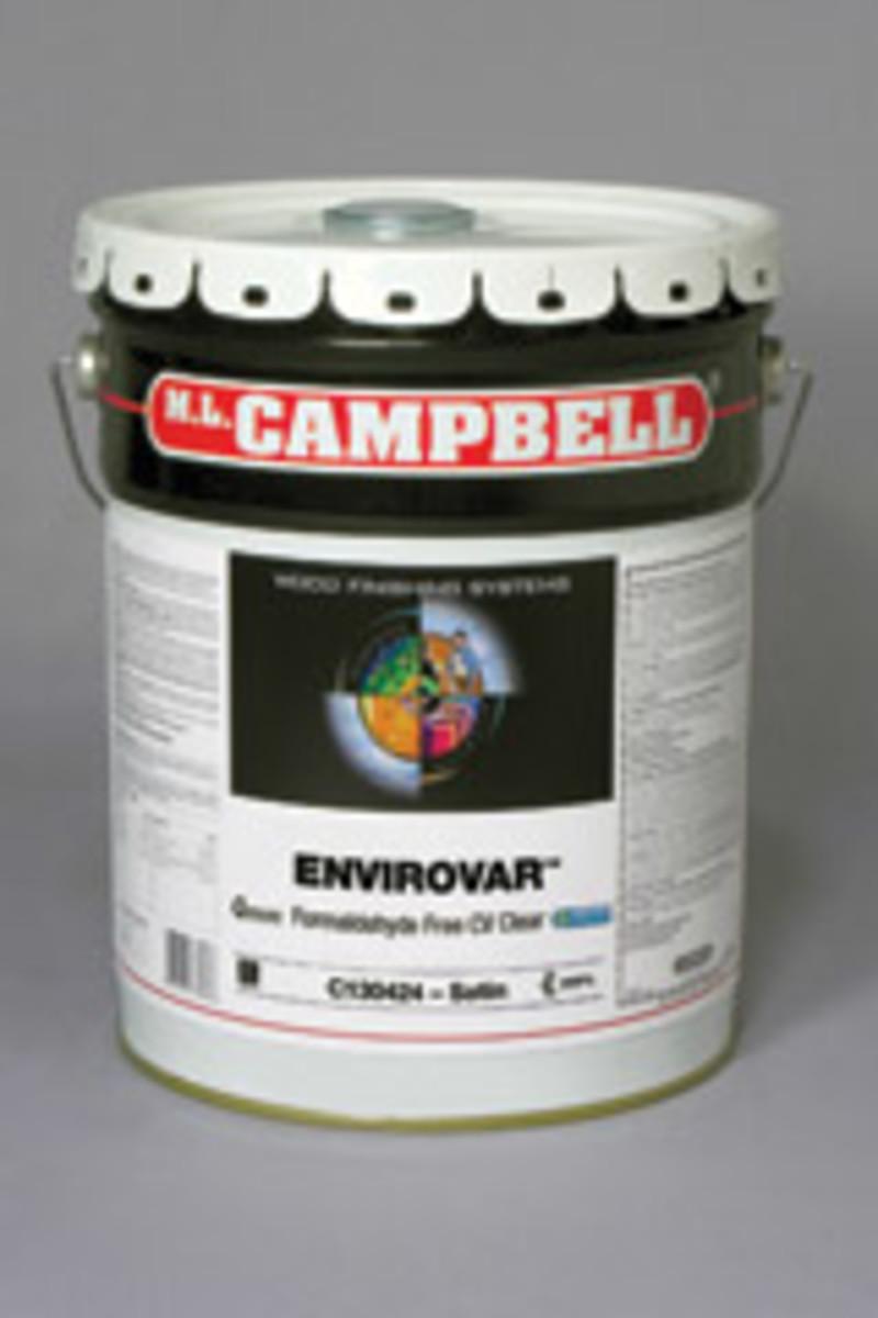 M.L. Campbell's EnviroVar.
