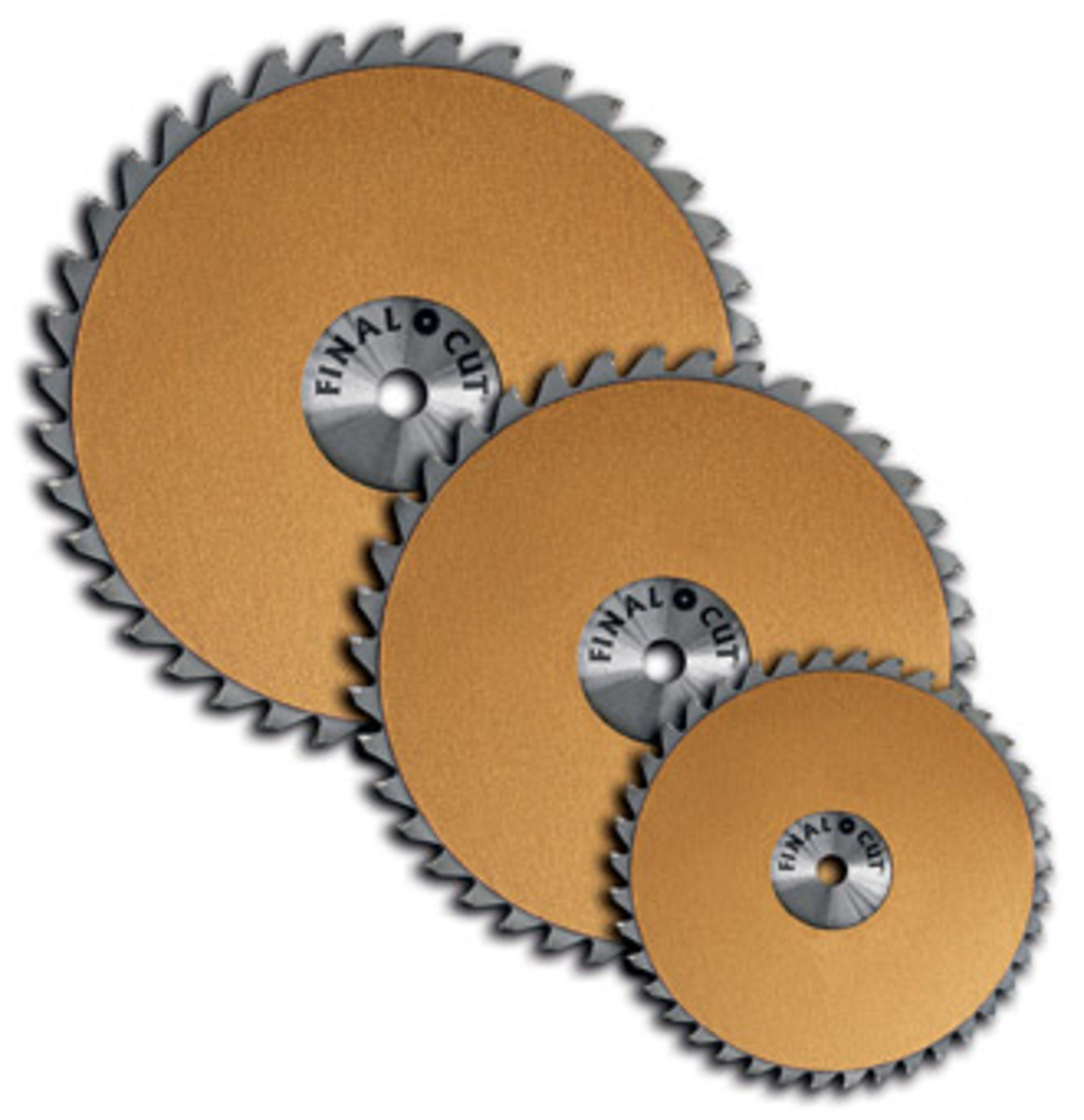 The Final Cur Saw Blade sands and saws at the same time.