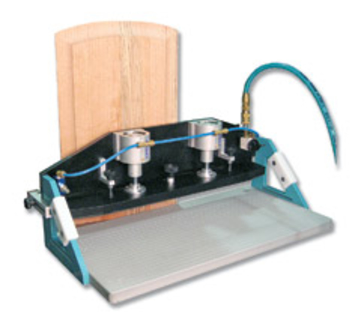 The Archmaster AM-24 jig, available from Extrema Machinery.