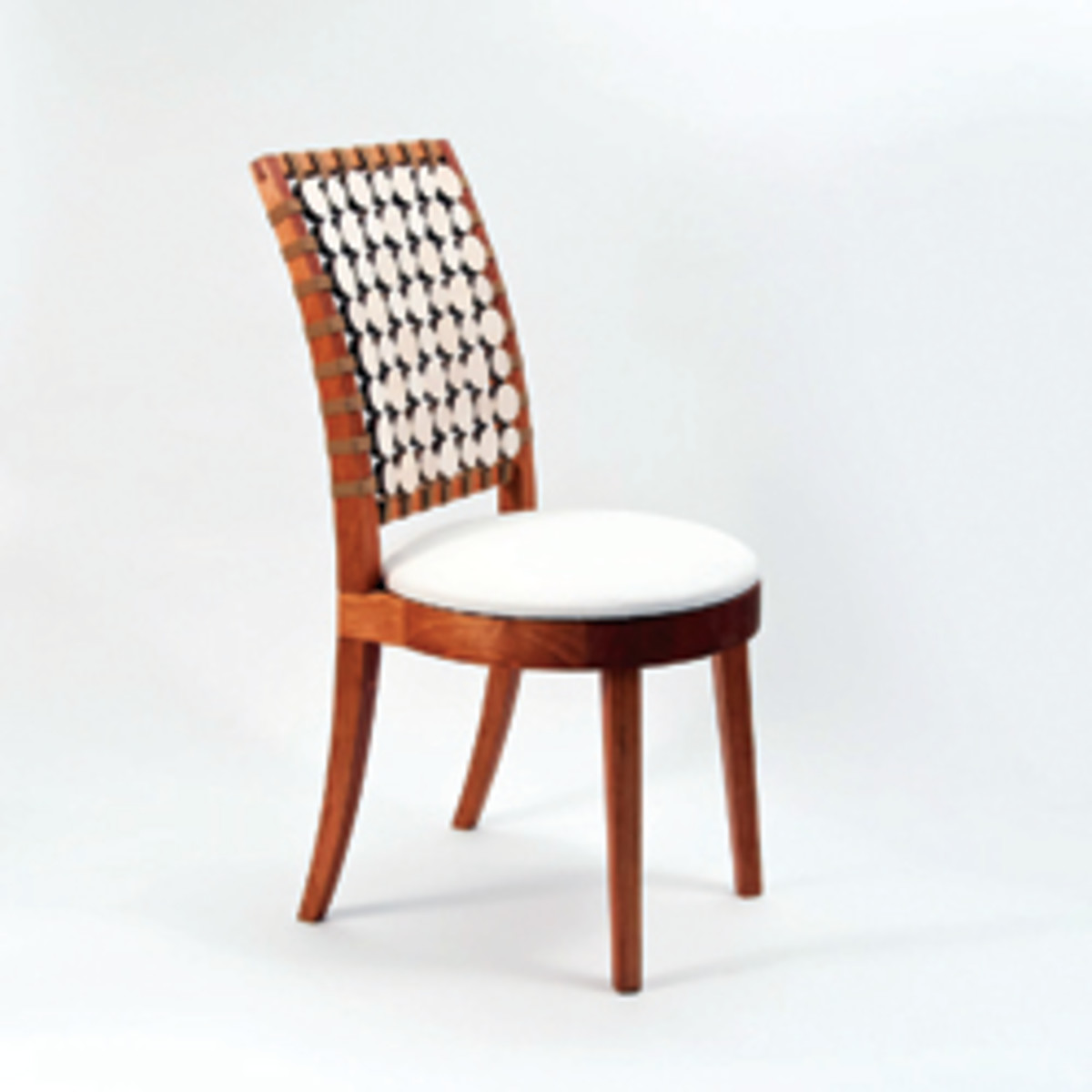 "The winning ""Centerbrook Chair"" by Melissa Kops."