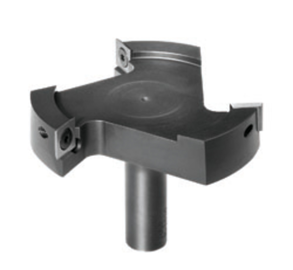 An insert spoilboard cutter from the Vortex series.