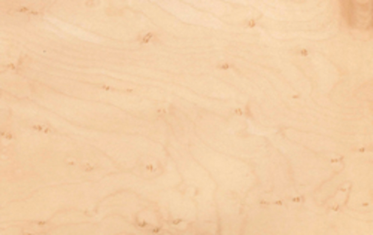 Bird's-eye maple.