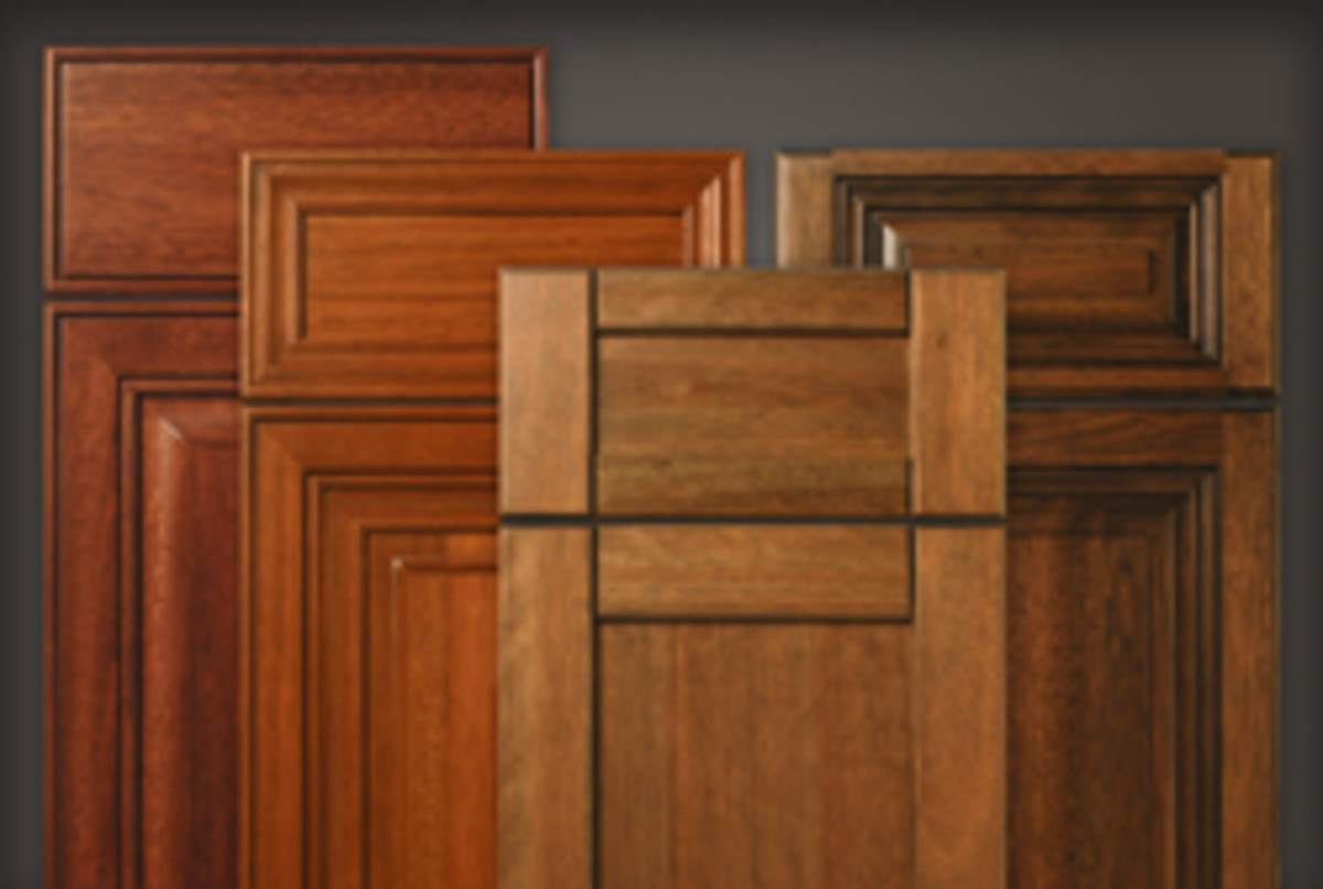 Walzcraft Adds Red Grandis Door And Drawer Designs