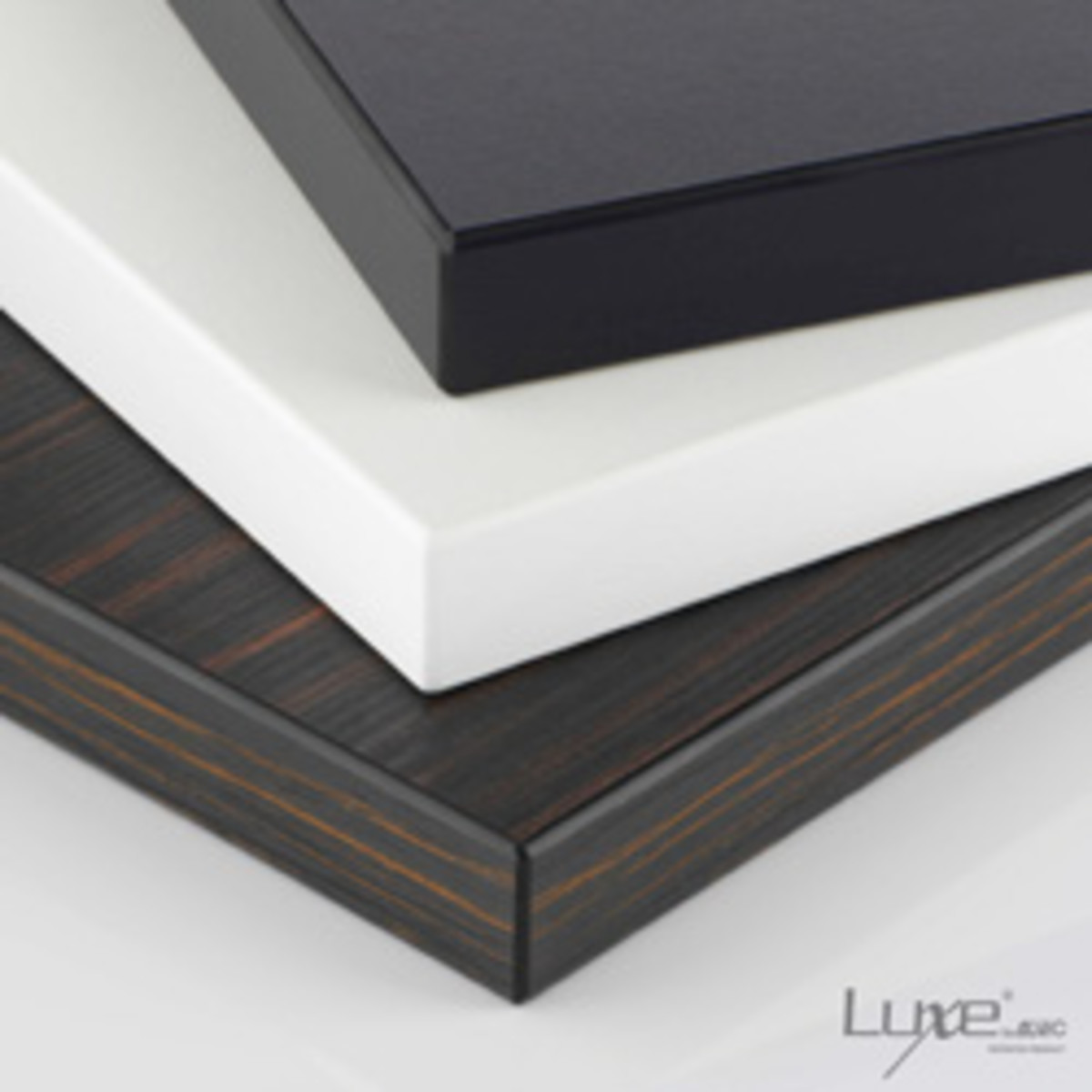 Luxe panels from Lioher Furniture Components.