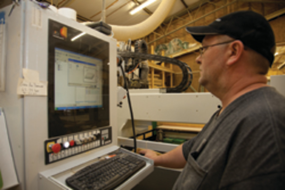 There are lots of forums, discussion board and blogs online to help with the learning curve of operating CNC equipment.
