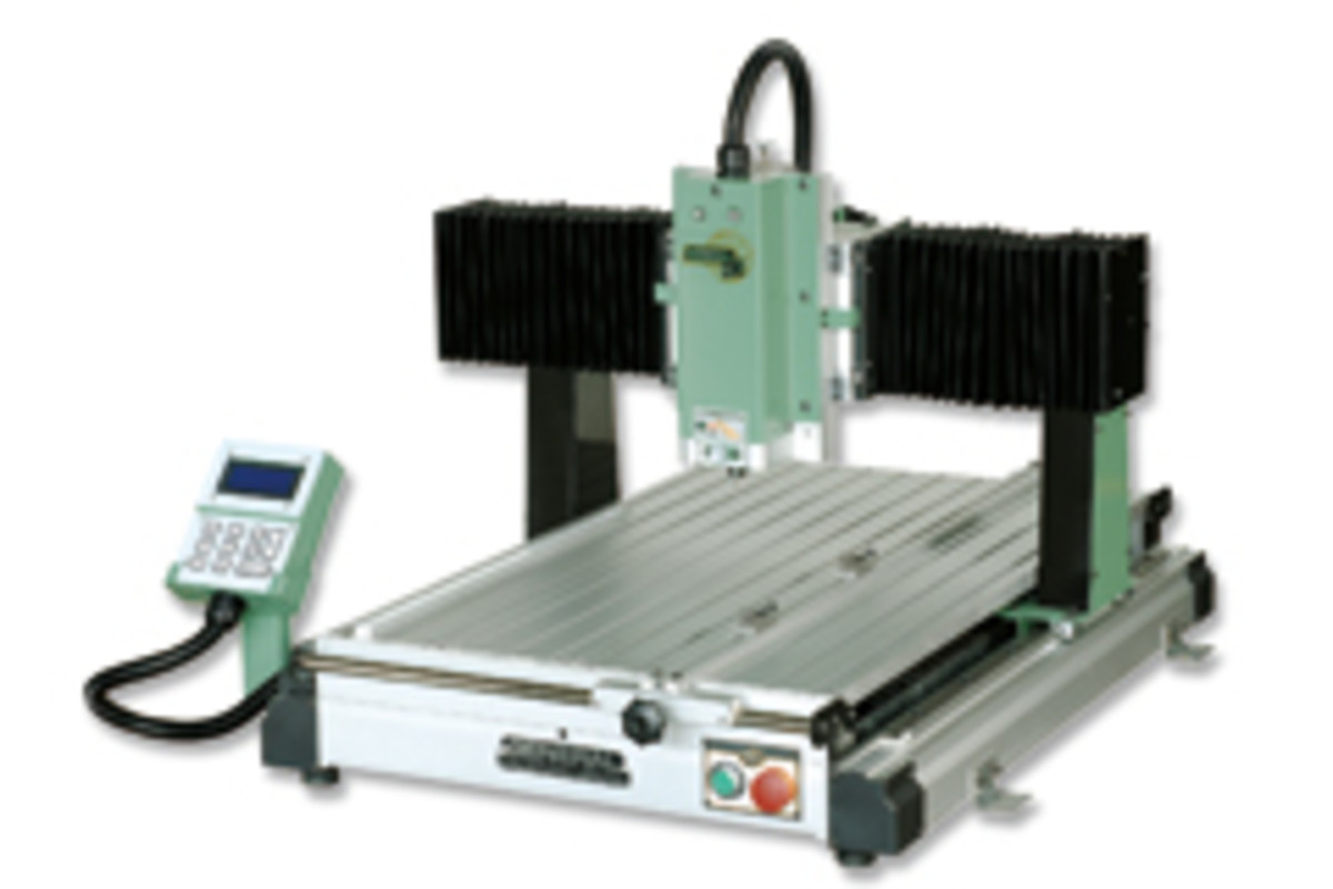 General International introduced seven CNC machines at IWF 2010 in Atlanta.