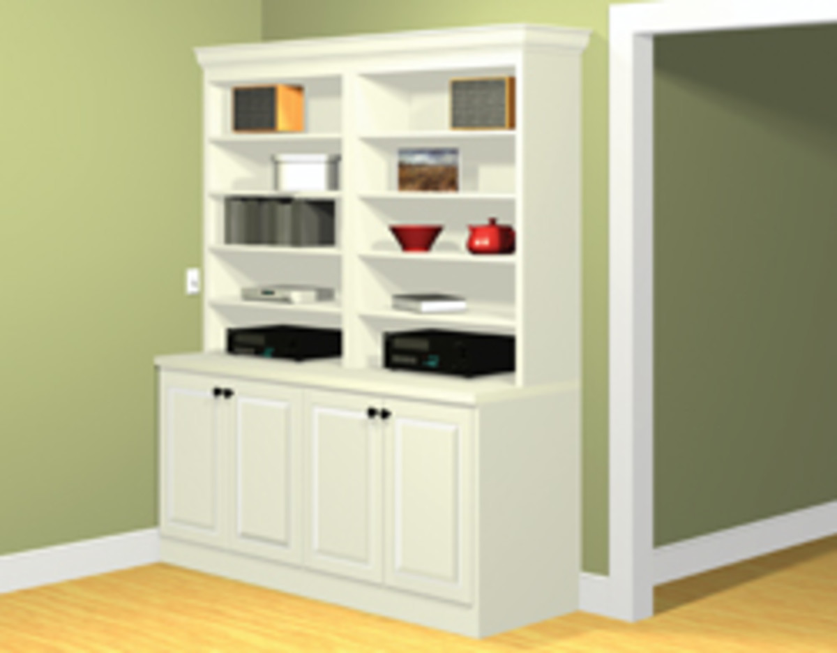 KCD has recently added the Cabinotch Design Library to its software capabilities.