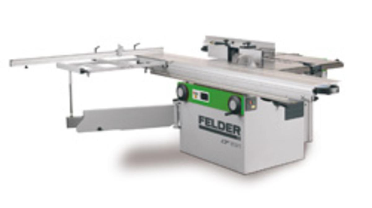 Felder's CF531 Pro model.