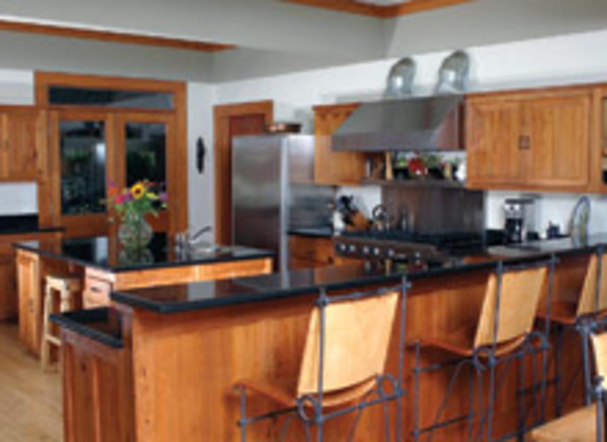 Wildewoods has been building custom cabinetry since 1986.