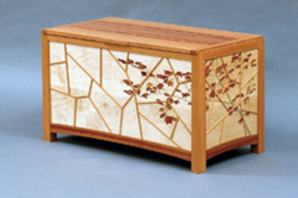 Seattle Gallery Shows Off Its Best Work Wood News