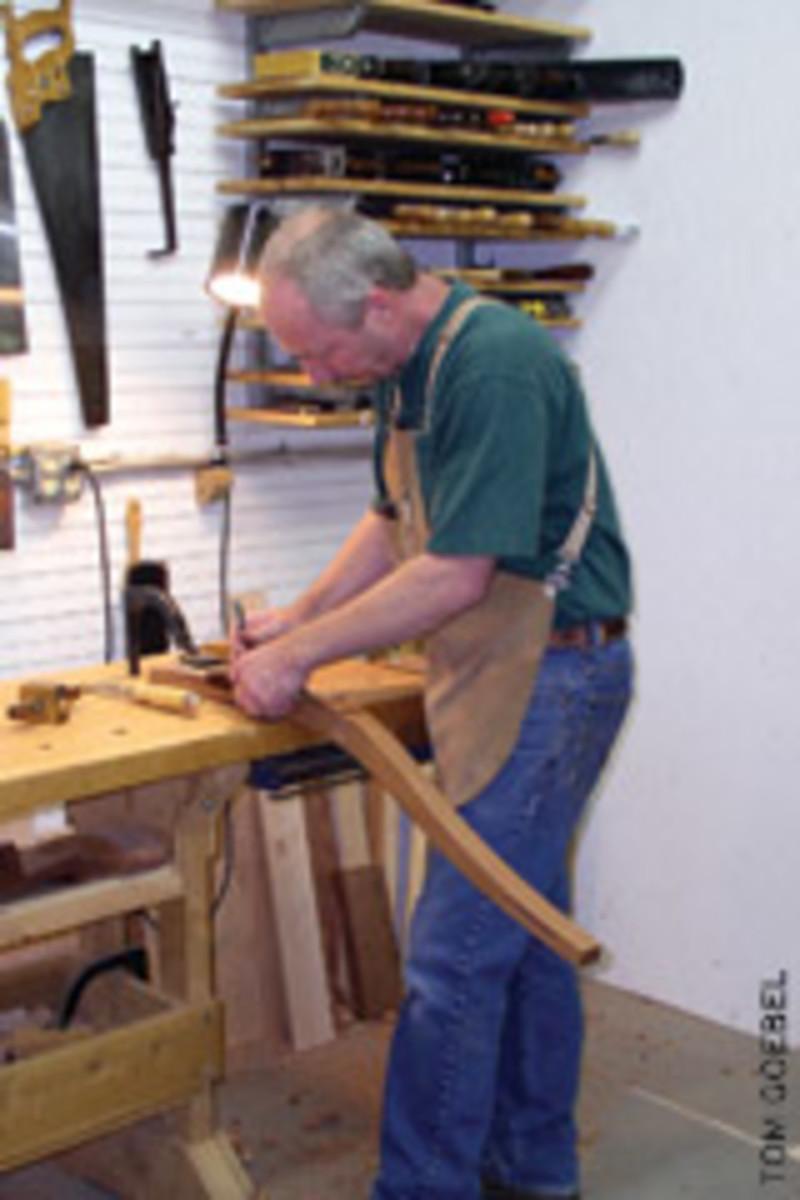 Scott Todd runs the shop.