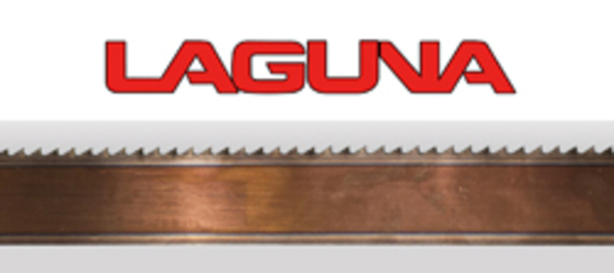 Laguna Tools has added an online tool for buying band-saw blades.