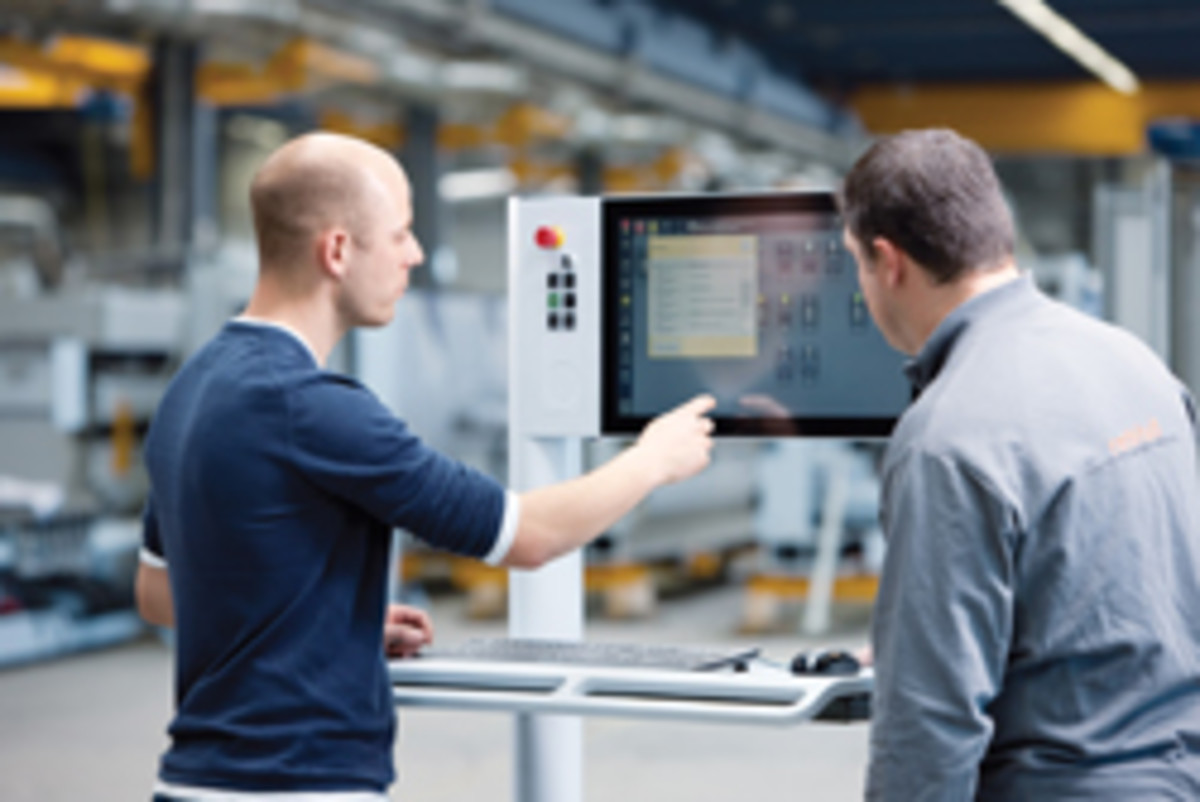Stiles' extensive offerings include the PowerTouch controller by the Homag Group.