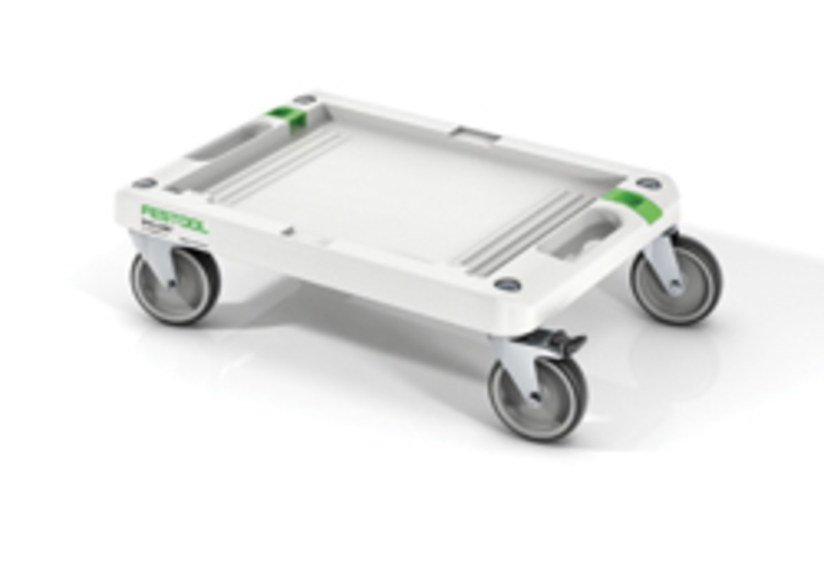 The redesigned Sys-Cart.