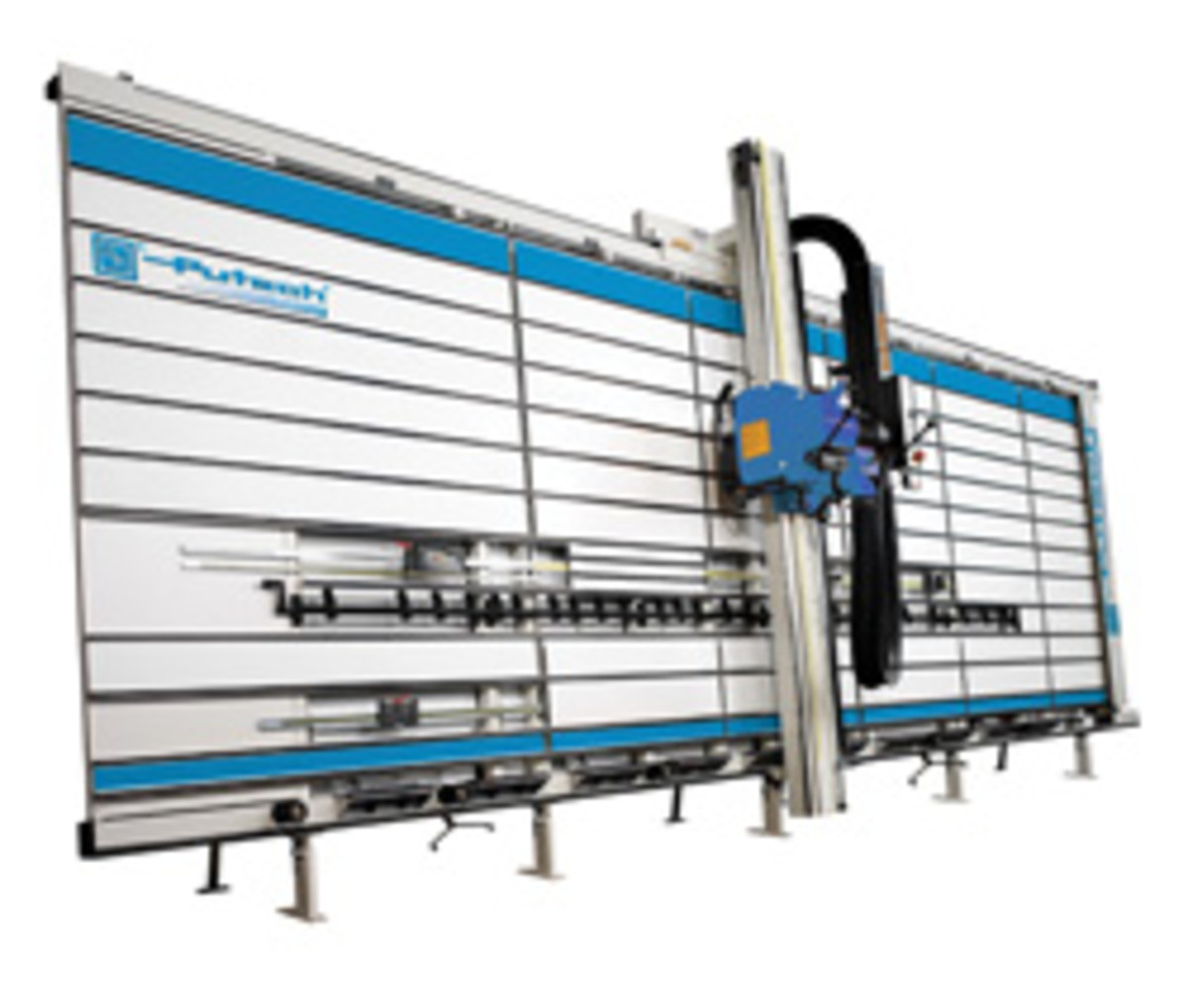 The Putsch model 950 vertical panel saw.