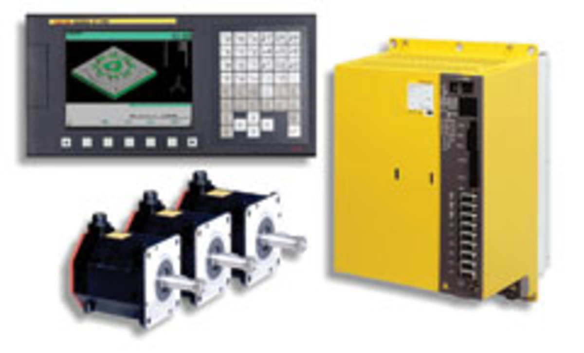 The latest Fanuc CNC controls are now being integrated into new Accu-Router CNC machines for improved processing speeds.