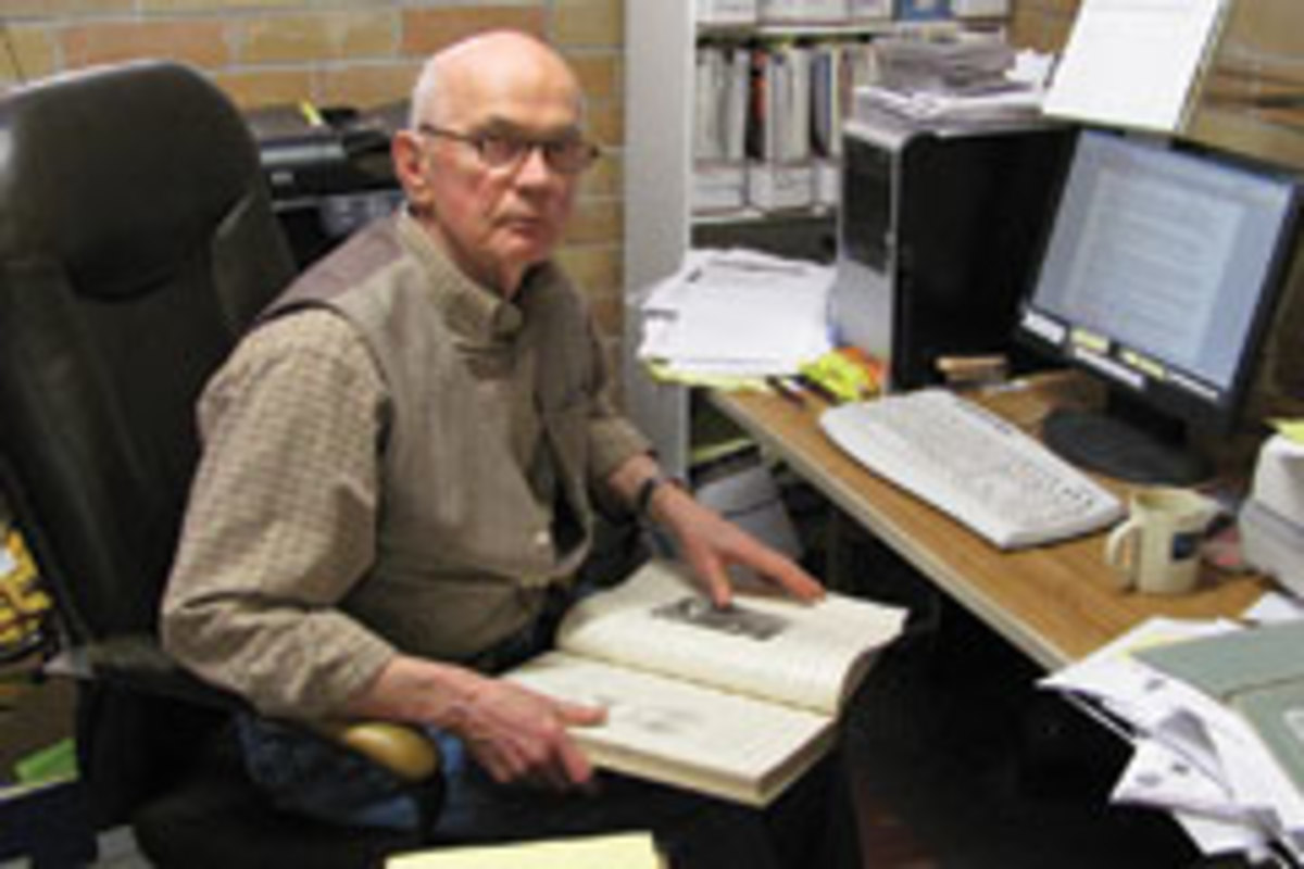 Ray McInnis is documenting major points in the history of woodworking on his Web site at www.woodworkinghistory.com