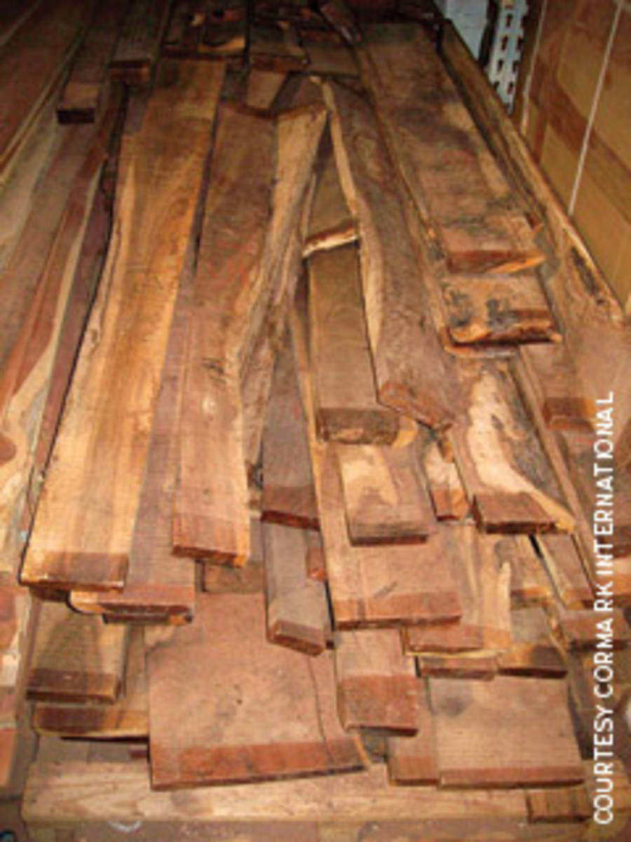 Olive Wood Use Branches Out Far And Wide Woodshop News