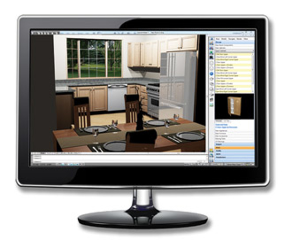 CabinetMaker Version 7 is among the most recent CAD programs available.