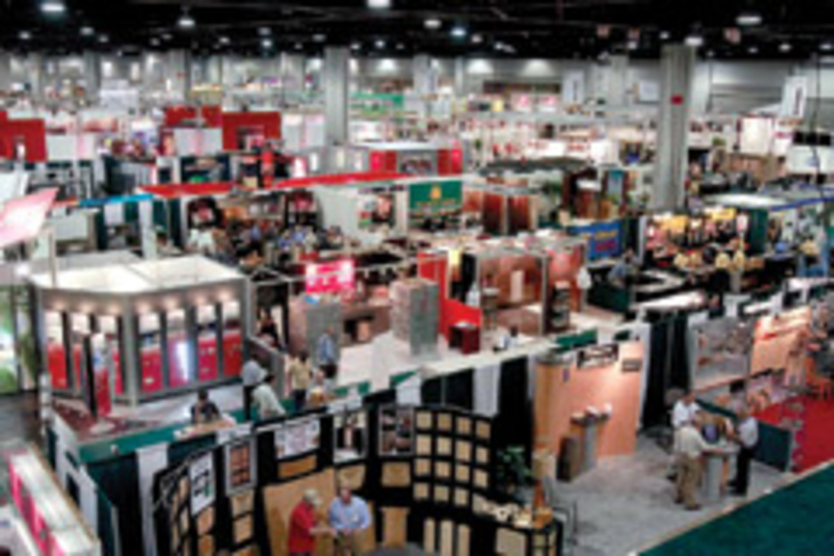 IWF 2010 will feature more than 750 exhibitors of machinery and supplies for the woodworking and related industries.