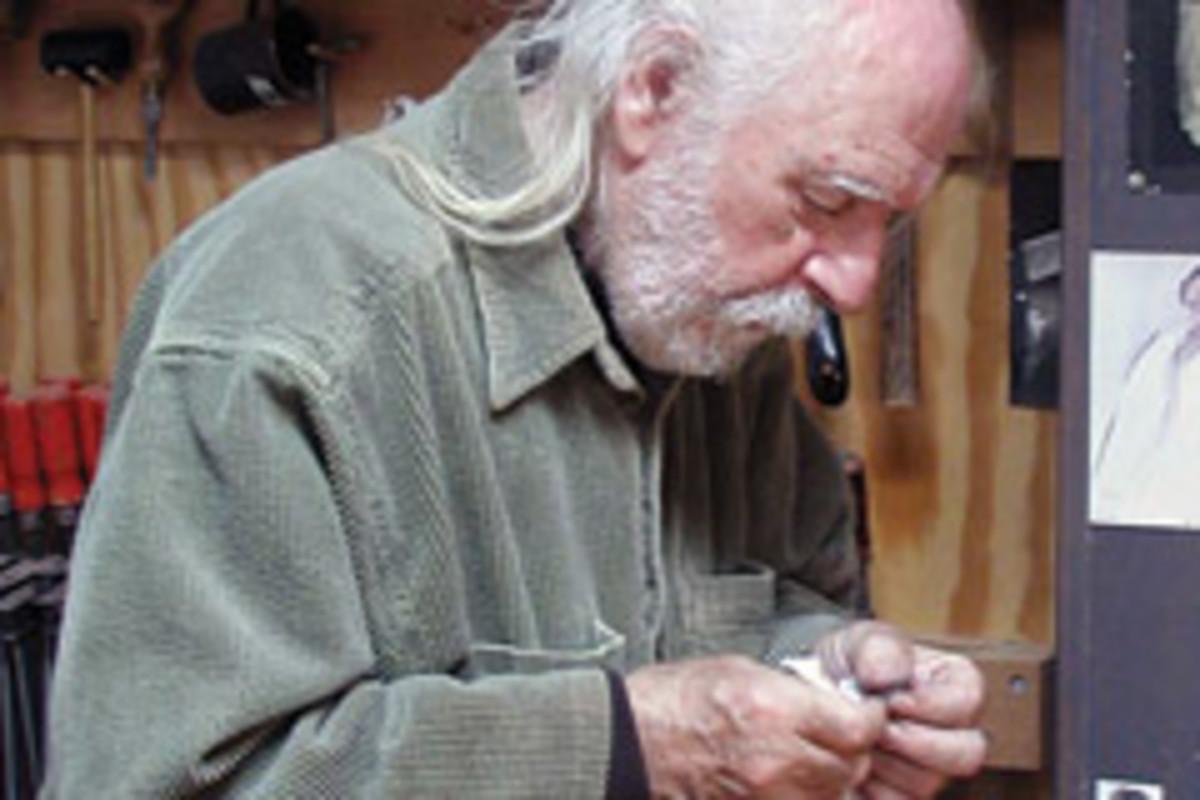 James Krenov 1920-2009