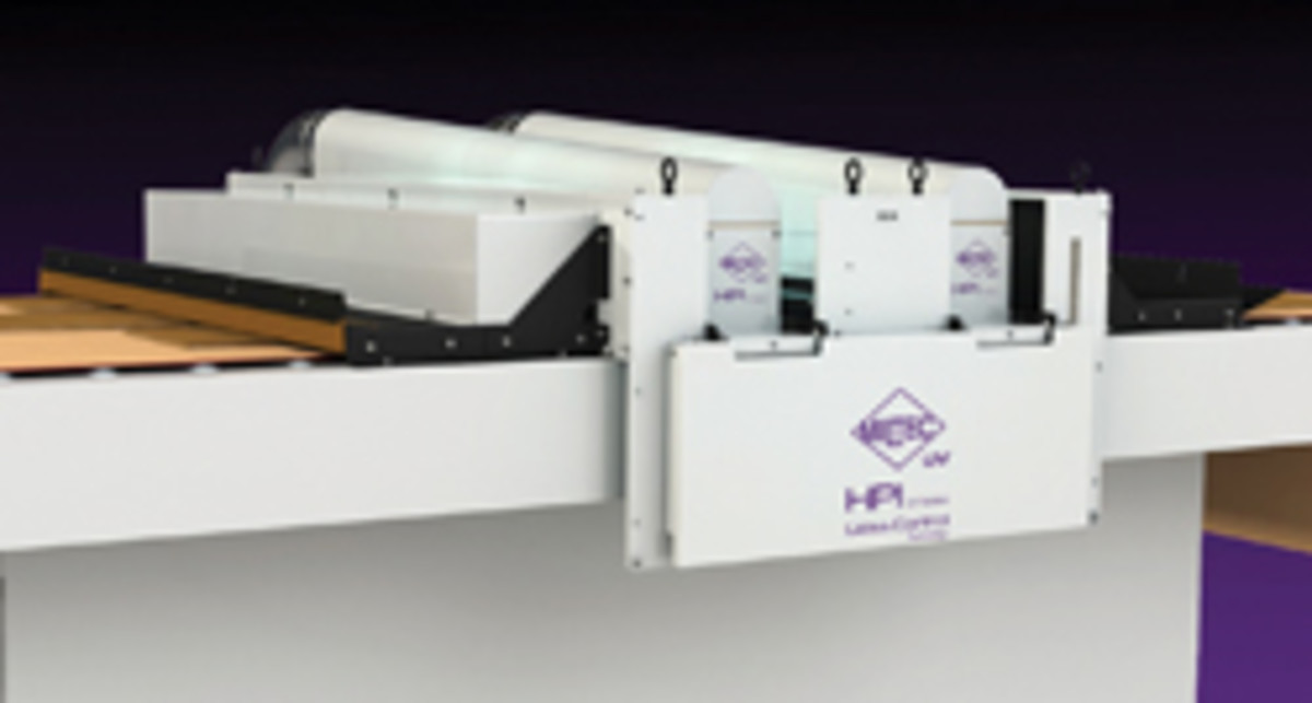 An example of the HPI UV system from Miltec UV.