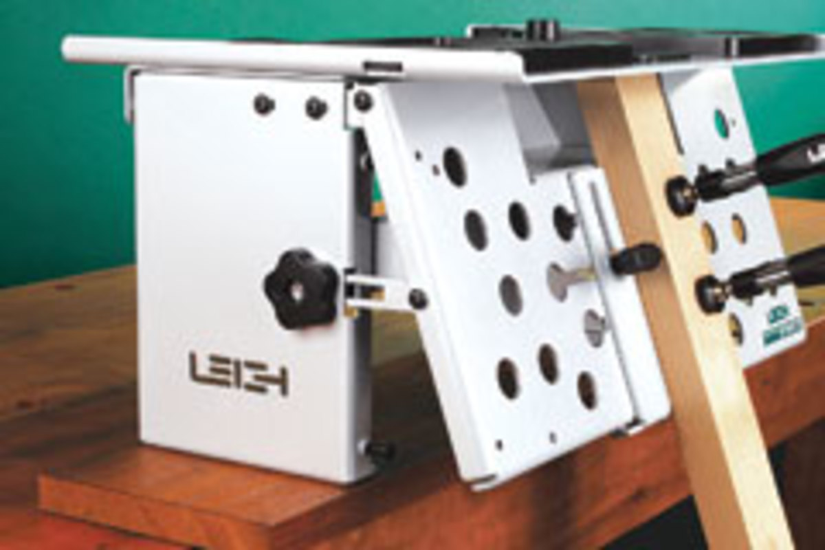 Leigh Industries is now offering its Super FMT jig, which has similar features to its popular FMT jig, but at half the cost.