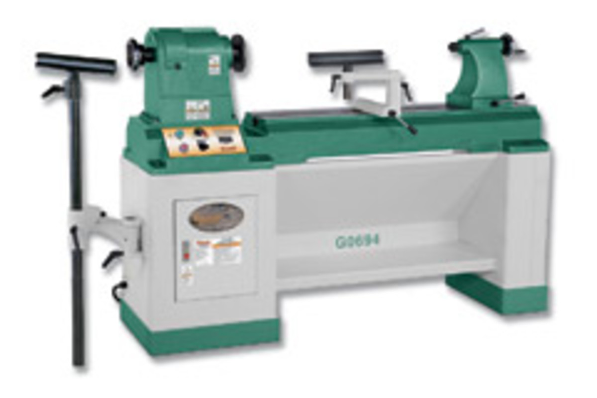 Grizzly's model G0694