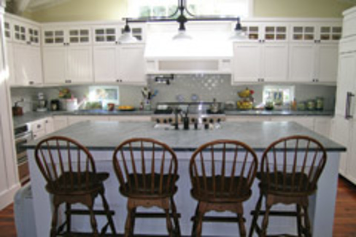 CCS specializes in residential cabinetry.