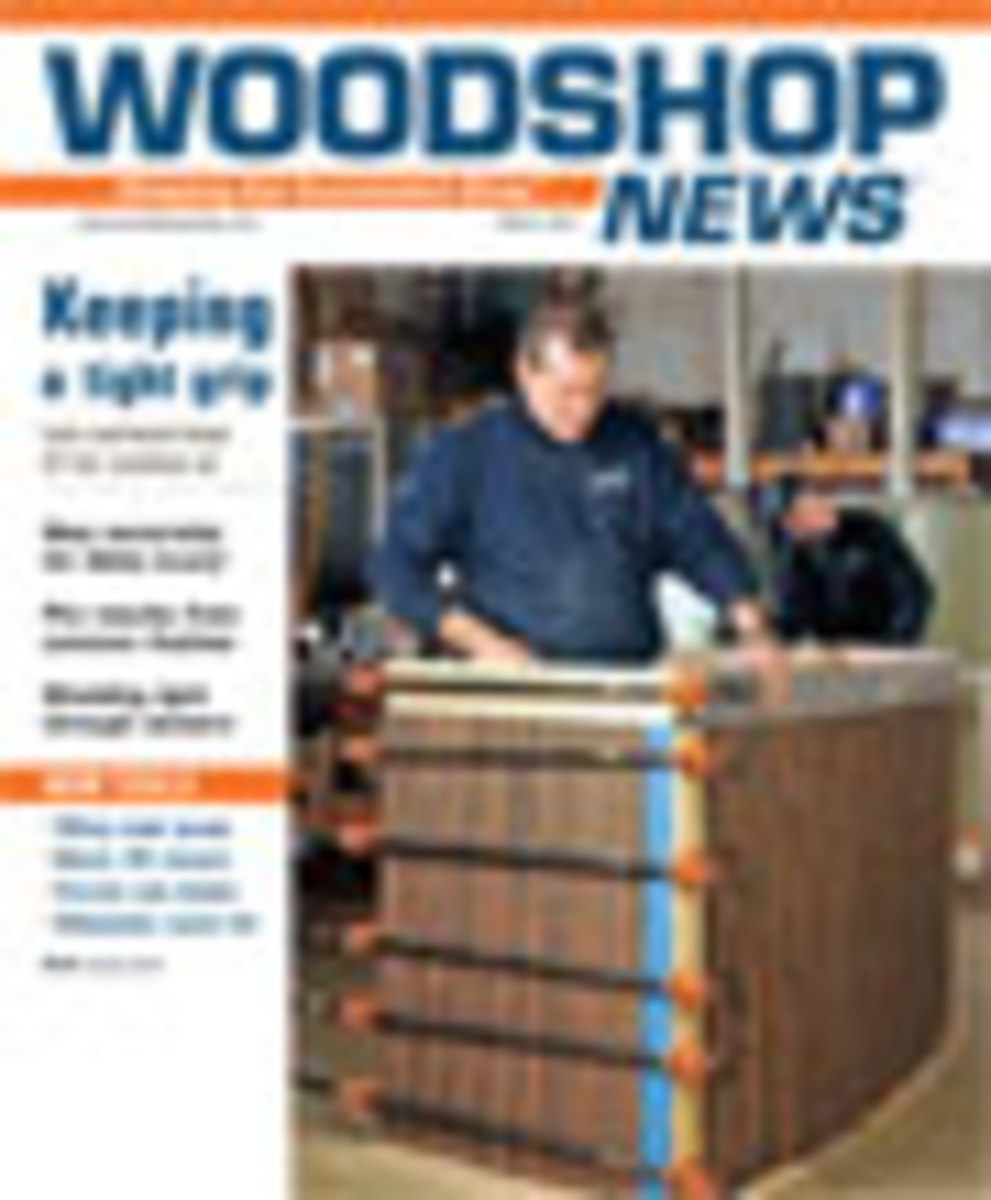 Advertise Woodshop News