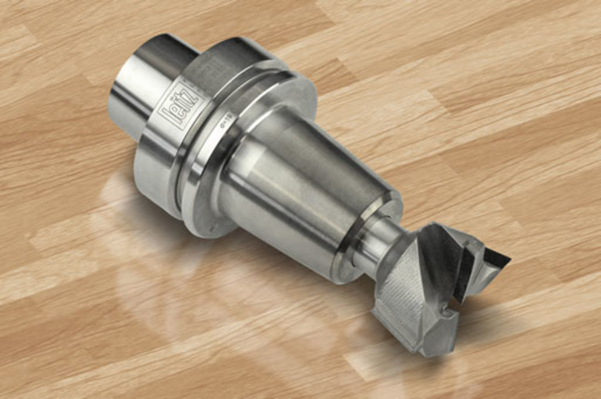 Leitz adds Diamaster line of profile router tools photo