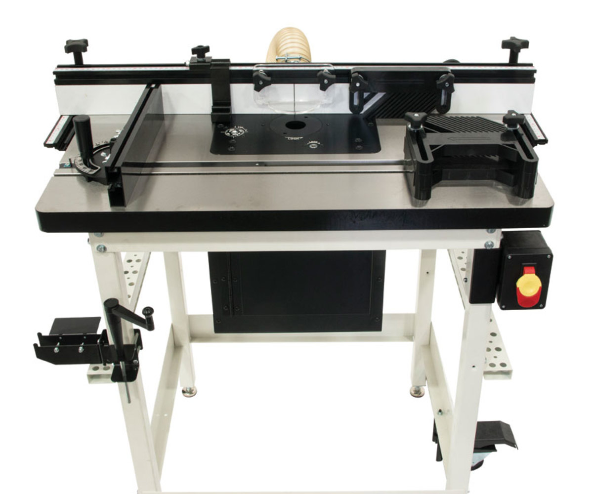 ujk technology router cast iron xl tables professional routing top table