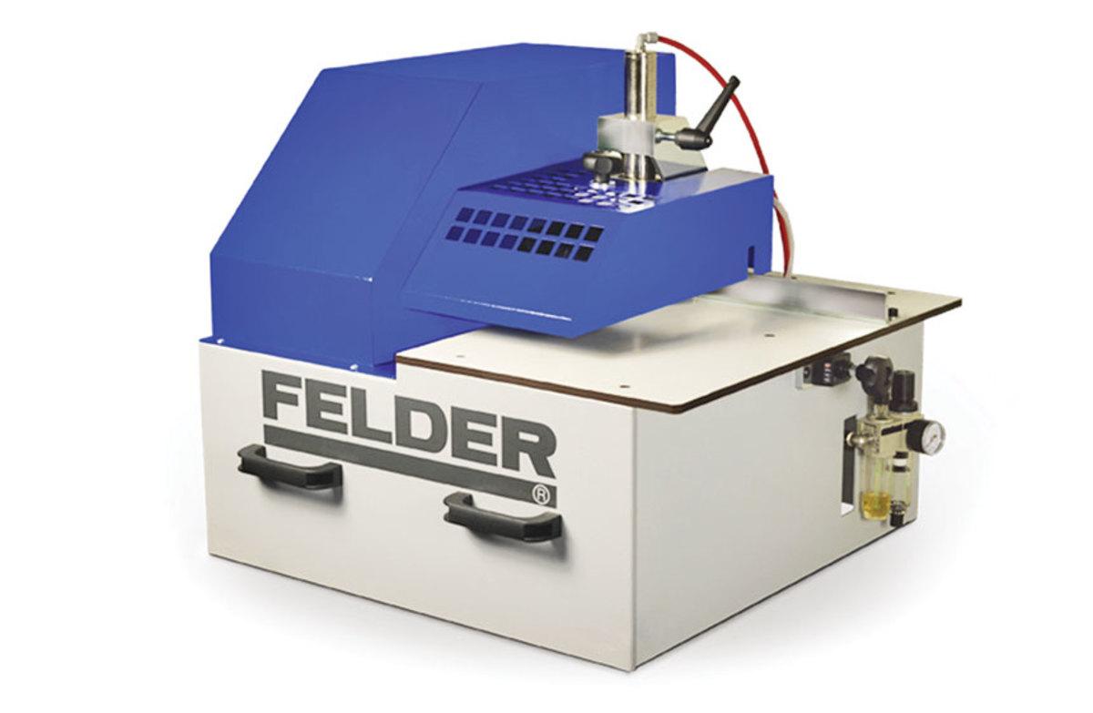 Felder ERM Corner Rounding machine