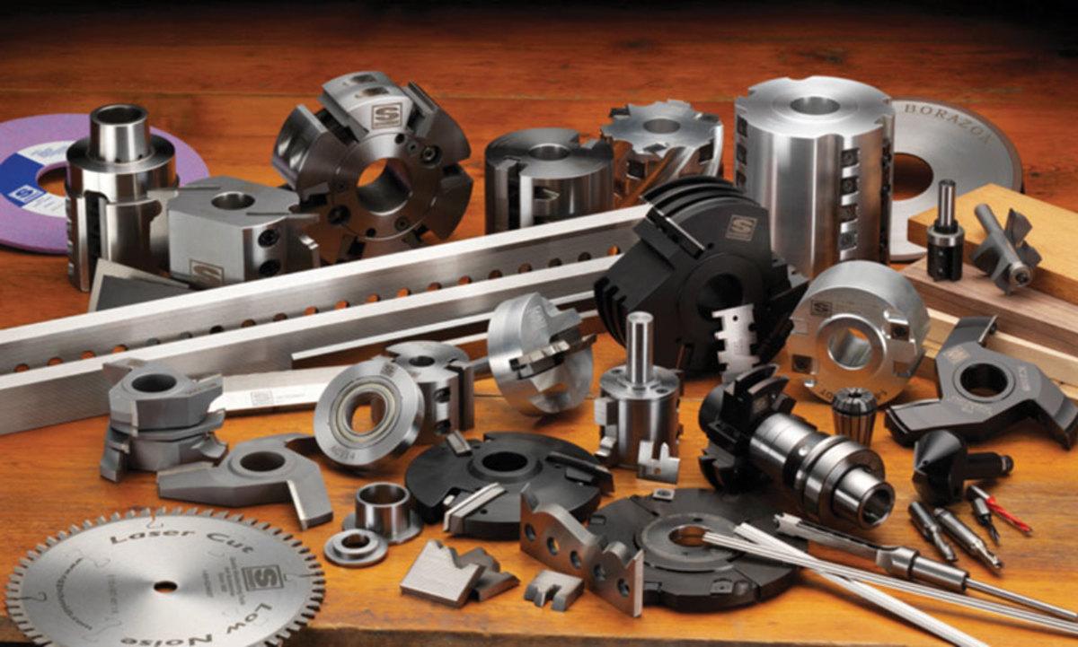Charles G. G. Schmidt & Co. has an online resource for flooring tools at www.cggschmidt.com.