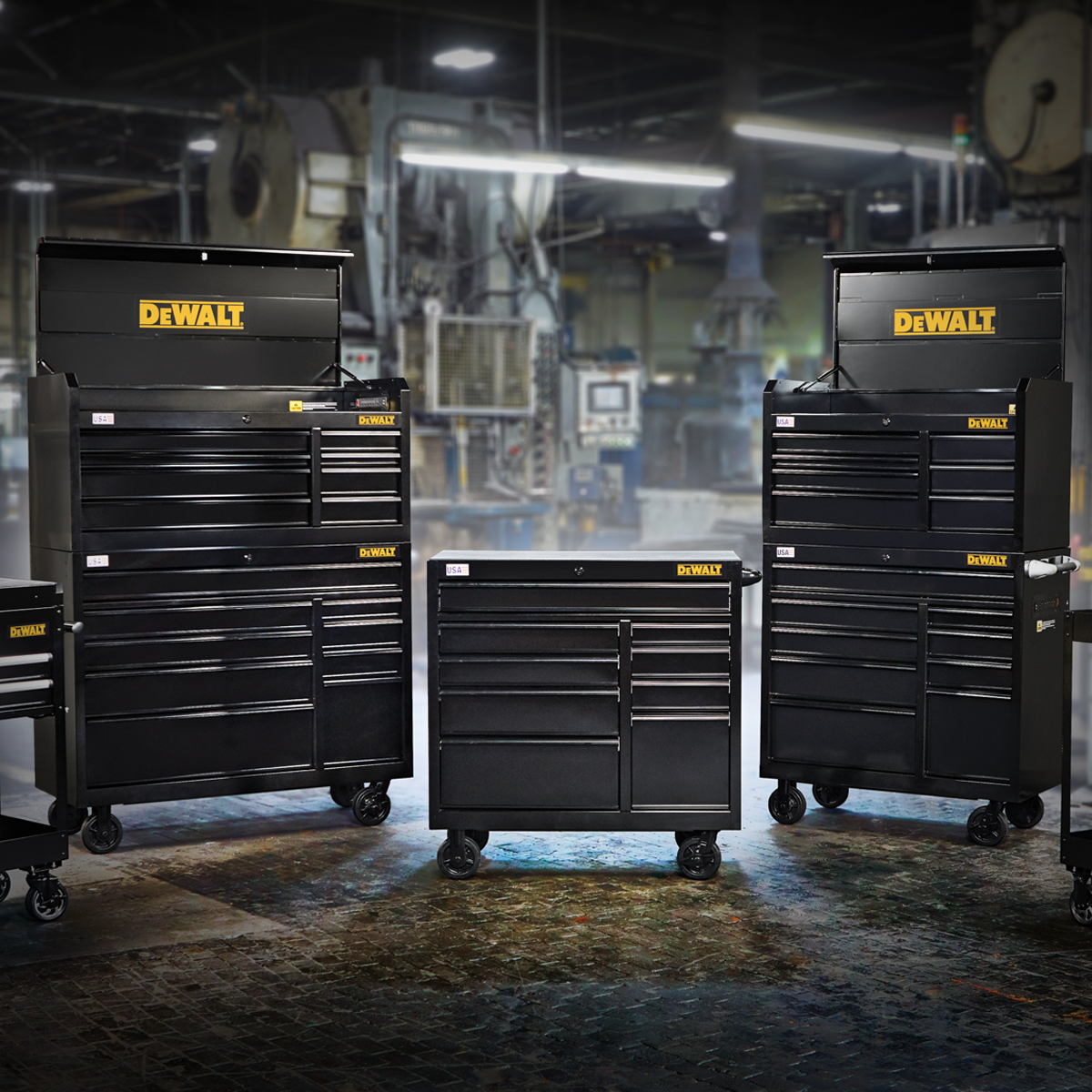 DeWalt Metal_Storage